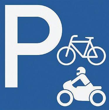 Parking voiture  Garage moto & vélo